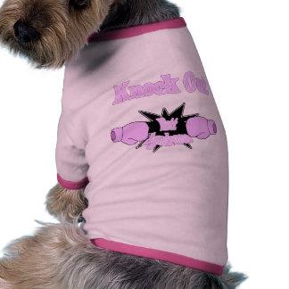 Síndrome de Rett Camisetas De Perro