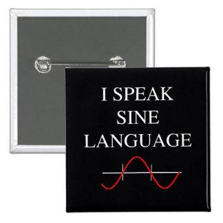 Sine Language Button