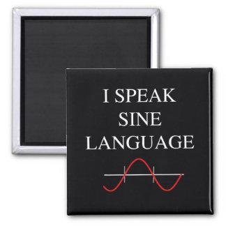 Sine Language Magnets