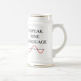 Sine Language Mugs