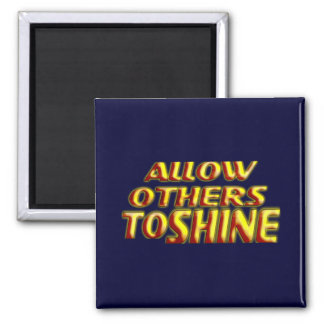 Sine your Soul 2 Inch Square Magnet