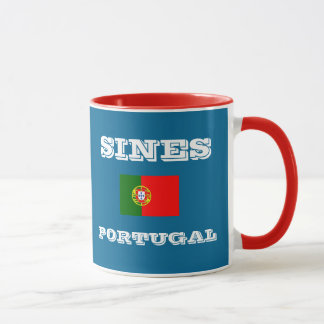 Sines Portugal Coffee Mug
