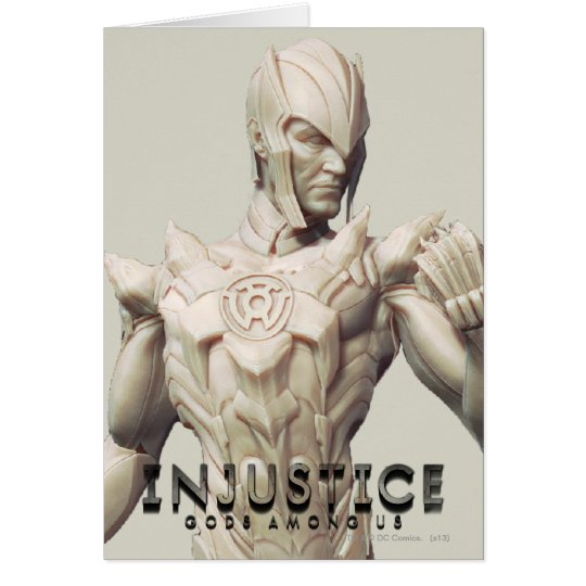 Sinestro Alternate Card