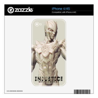 Sinestro Alternate Decal For The iPhone 4S