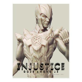 Sinestro Alternate Postcards