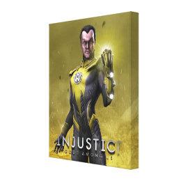 Sinestro Canvas Print