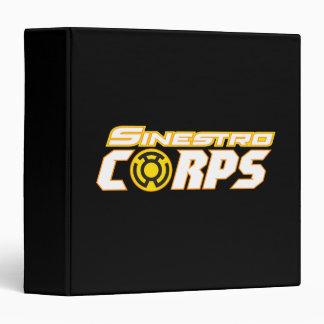 Sinestro Corps Binder