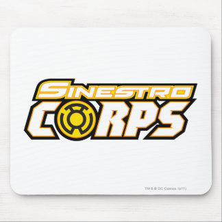 Sinestro Corps Mouse Pad