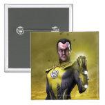 Sinestro Pinback Button