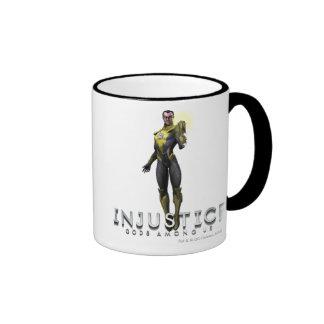 Sinestro Ringer Mug