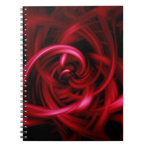Sinews Spiral Note Books