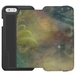 Sinfonía de estrellas funda billetera para iPhone 6 watson