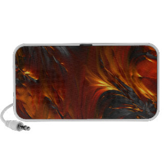Sinfonía de la lava laptop altavoces
