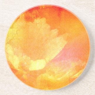 Sinfonía de la salida del sol posavasos personalizados