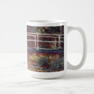 Sinfonía de la taza de la charca del lirio de agua
