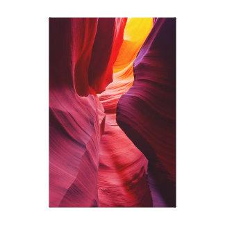 Sinfonía del desierto impresión en lienzo
