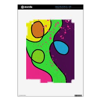 Sinfonía del verano iPad 2 skins