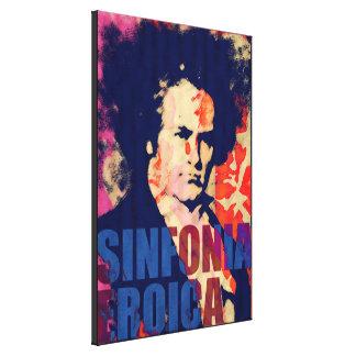 SINFONIA EROICA - By Vigo Canvas Print