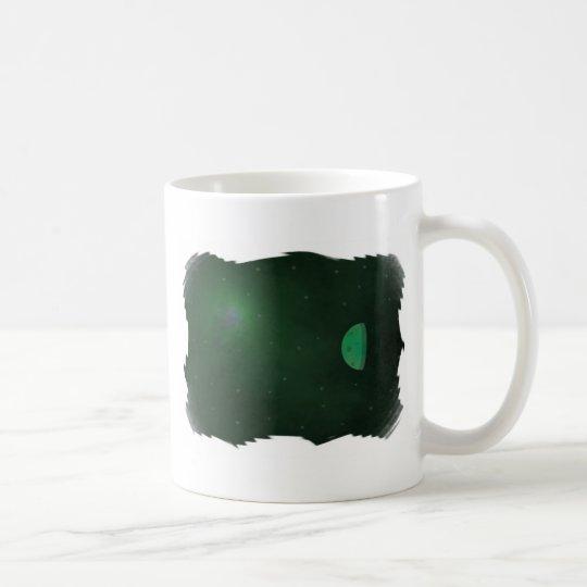 Sinfonía solar taza de café