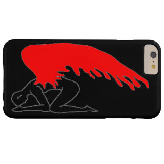 Sinful Angel Barely There iPhone 6 Plus Case