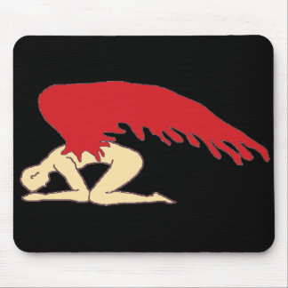 Sinful Angel Mouse Pad