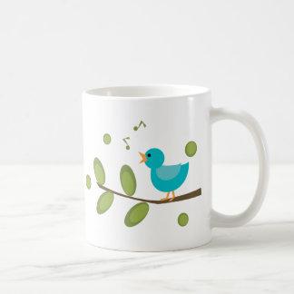 Sing a Song Bird Coffee Mugs