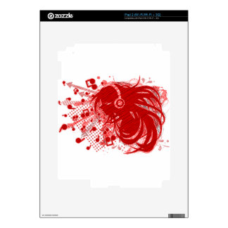 Sing_A_Song iPad 2 Skins