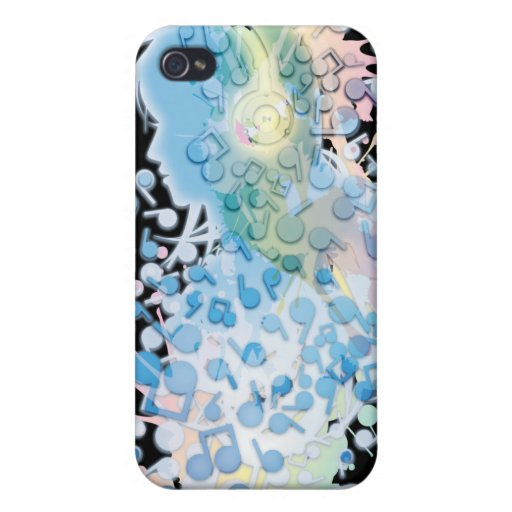 Sing_A_Song iPhone 4 Protector