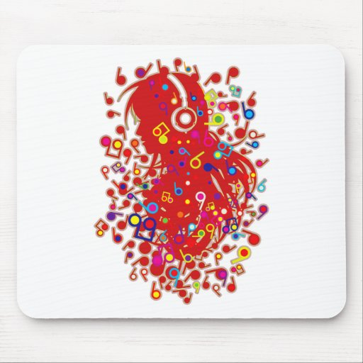 Sing_A_Song Mouse Pad