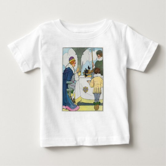 Sing a song of sixpence, A pocket full of rye Baby T-Shirt