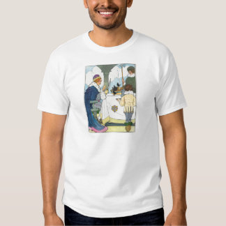 Sing a song of sixpence, A pocket full of rye T Shirt