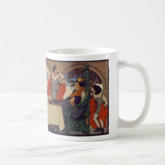 sing a song of sixpence maxfield parrish coffee mug