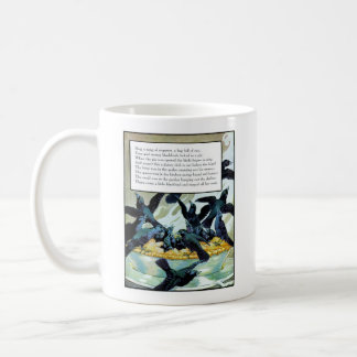 Sing a Song Sixpence Mugs