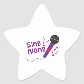 Sing Along Stickers
