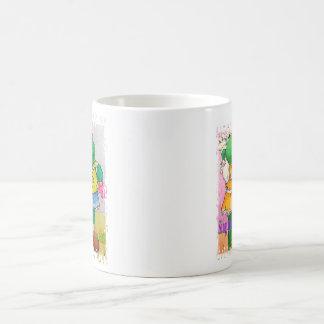 sing and eat bugs, DANCE YOUR SOCKS OFF Coffee Mug