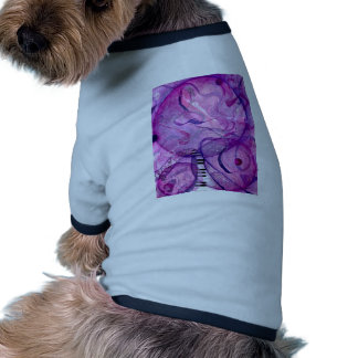 Sing For The Cure Dog Shirt