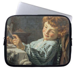 Sing for your Supper Laptop Sleeve
