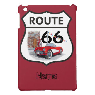 Sing route 66 gifts cover for the iPad mini