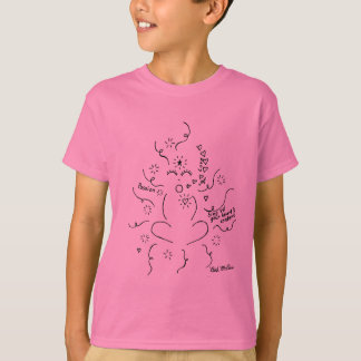 'Sing 'Til Your Heart's Content'  Kid's Shirt