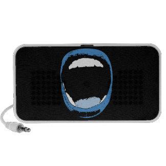 Sing to my baby! laptop speaker