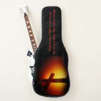 Sing to the Lord. Electric or Acoustic Guitar Case