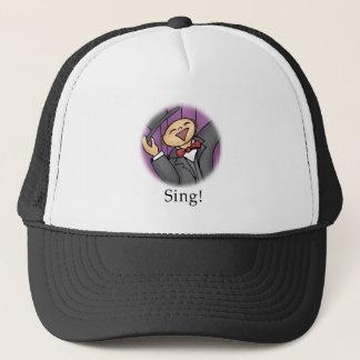 Sing! Trucker Hat