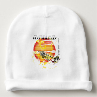 Sing Unto Him A New Song Baby Beanie