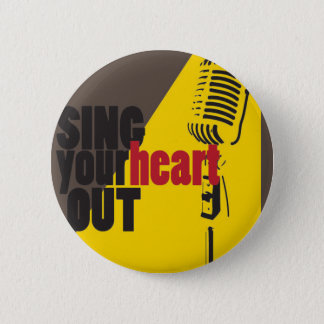 sing your heart out button