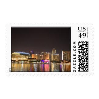 Singapore1 Postage Stamp