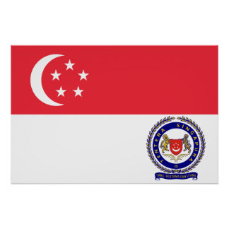 Singapore Armed Forces, Sierra Leone Print