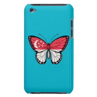 Singapore Butterfly Flag Barely There iPod Cover