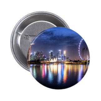 Singapore! Pins