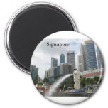 singapore (by St.K) Magnets