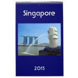 singapore city 2015 calendar